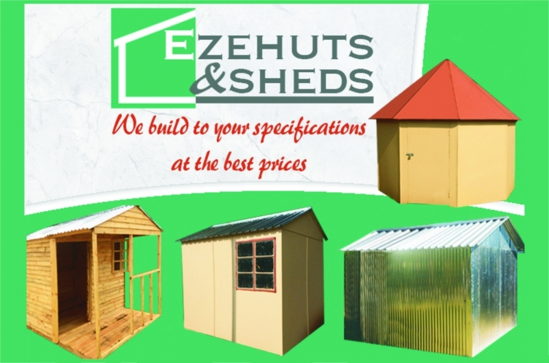 Ezehuts and Sheds